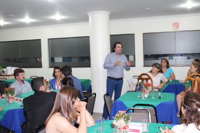 Reitor Carlos Eduardo Garcia agradece empenho dos organizadores do Encontro