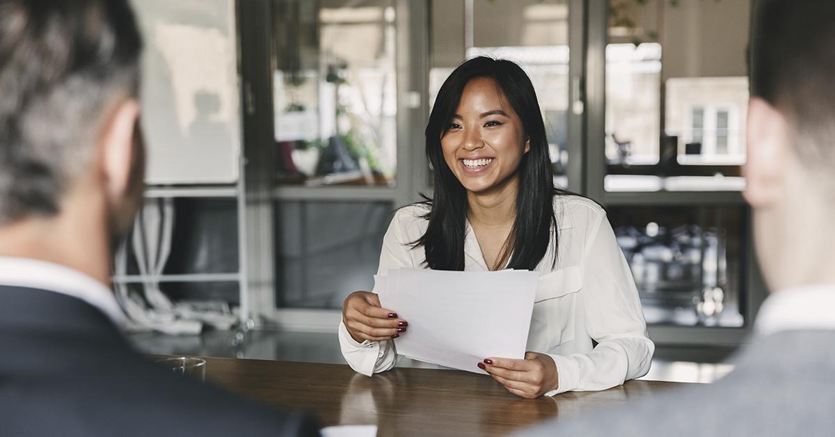 dicas para ser bem sucedido na entrevista de emprego