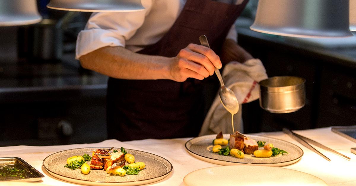 áreas de atuação para o profissional de Gastronomia